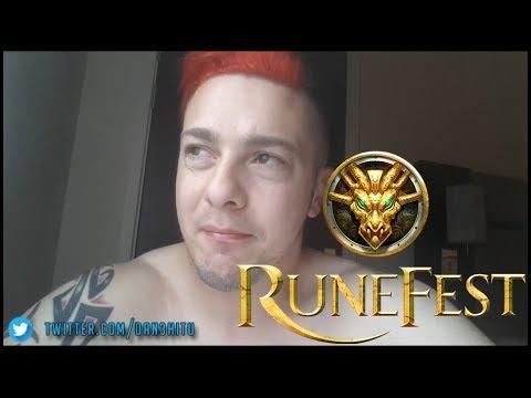 RuneScape's 1st Pure attends RuneFest 2017 - Vlog