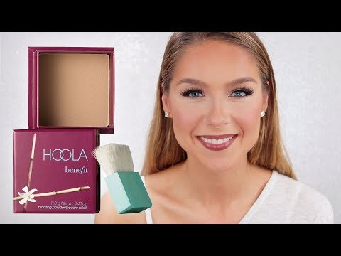 Benefit Hoola Matte Bronzer Review