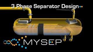 3 Phase Separator Design