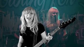 The Dollyrots - Twist Me To The Left bass cover