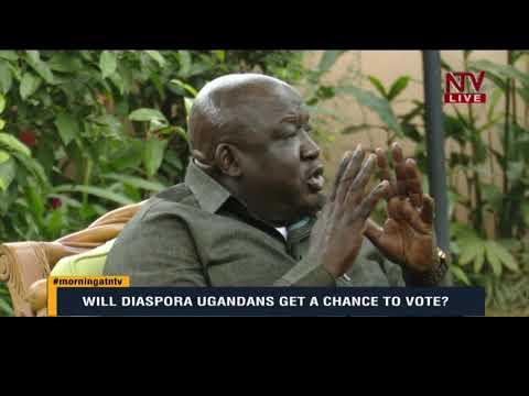 ON THE GROUND: Will Ugandans in the diaspora vote?