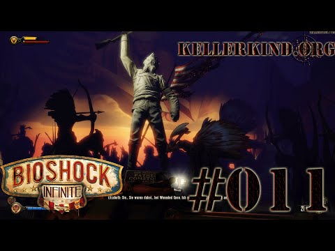 Bioshock Infinite [HD|60FPS] #011 - Hall of Heroes ★ Let's Play Bioshock Infinite
