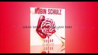 Sugar-Robin Schulz lyrics