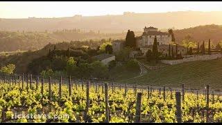 Tuscany, Italy: Chianti Wine And Crete Senesi Regions
