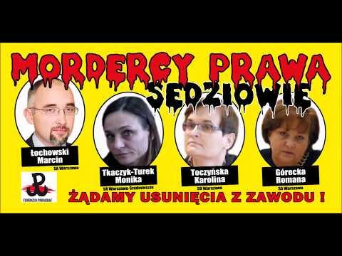 Sądowe CHAMY w warszawskim sądzie