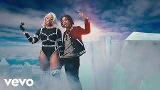 Lil Baby Feat. Megan Thee Stallion - On Me Remix (Official Video)