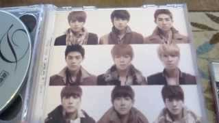 CD Haul ZE:A, M.I.B, infinite, Hyung Jun, Show Luo, U-Kiss, Big Bang