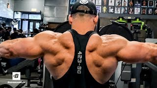 Peak Week Shoulders and Triceps + Q&A | Road to JR USA: Hunter Labrada - Ep 12 by Bodybuilding.com
