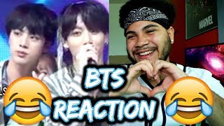 BTS  FUNNY ENCORE MOMENTS #2 | REACTION & THOUGHTS | JAYVISIONS