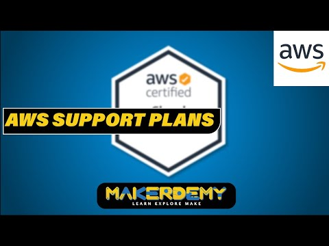 AWS Support Plans (2020)   AWS CCP The Easy Way - YouTube