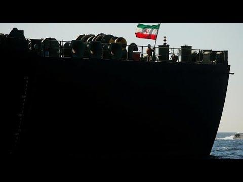 Ιρανικό πλοίο: Δεν έχει ενημερωθεί η Ελλάδα για κατάπλου σε λιμάνι της…