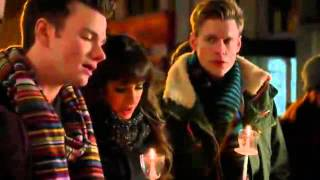 GLEE No One Is Alone full performance
