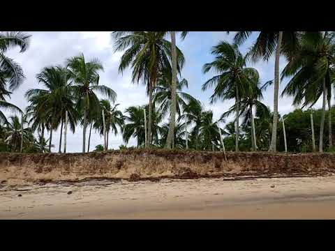 Praia da Caieira em Belmonte - Ba
