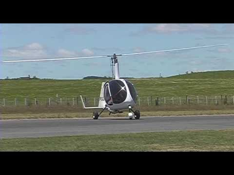 the-test-flight-of-a-new-ufo-autogyro-variant-at-tokoroa-airfield