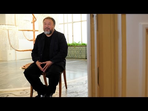 A CONVERSATION WITH AI WEIWEI