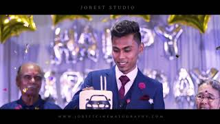 21st Birthday Cinematic Highlight of S.Kalaivanan by Jobest