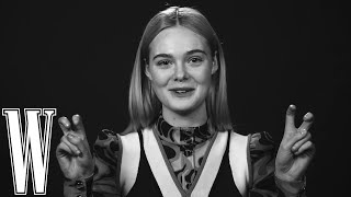 Elle Fanning Shares Her First Obsession and the Story of Her First Date   W Magazine