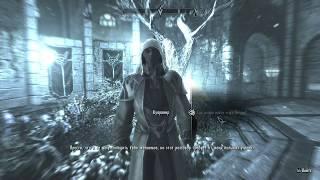The Elder Scrolls V: Skyrim (Прохождение) Катакомбы коллегии Винтерхолда #20