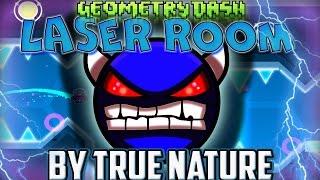 """Laser Room"" by TrueNature (Easy Demon) |#8| Geometry Dash"