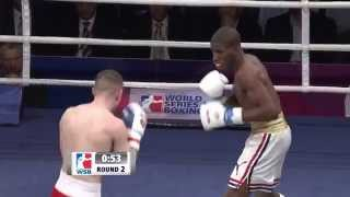 British Lionhearts vs Cuba Domadores - World Series of Boxing S5 W13 Highlights
