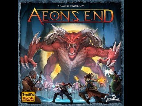 Talkin' Aeon's End