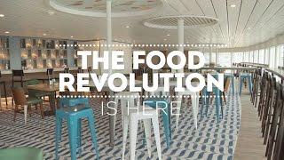 P&O Cruises Introduce 'The Pantry'.