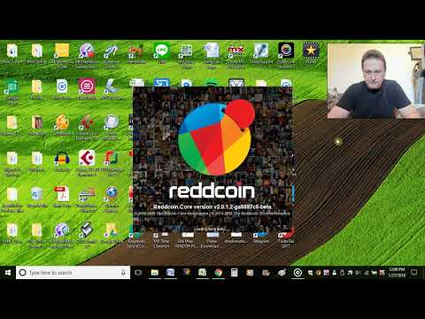 Reddcoin Staking & Sync - New Wallet Update Ver 2.0.1.2 - Plus Tip-Backup & install on Other Devices
