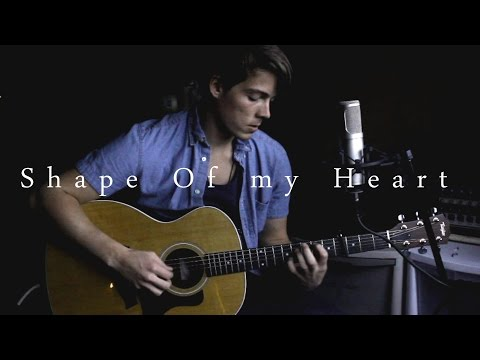 Sting - Shape Of My Heart (Acoustic Cover)