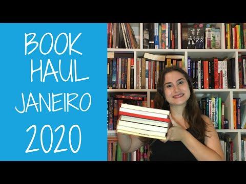 Book Haul de Janeiro 2020 | Felicidade Clandestina