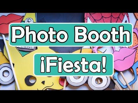 Cómo Hacer Photobooth para Fiestas