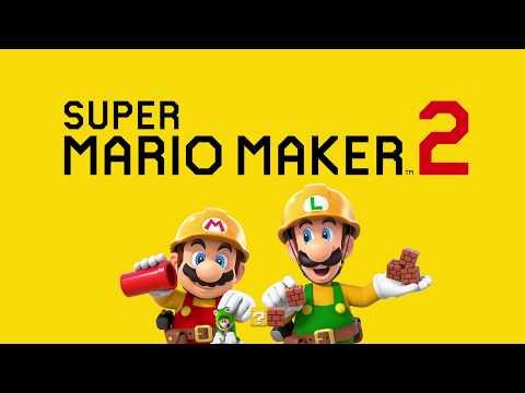 Видео № 0 из игры Super Mario Maker 2 (Б/У) (Дефект обложки) [NSwitch]