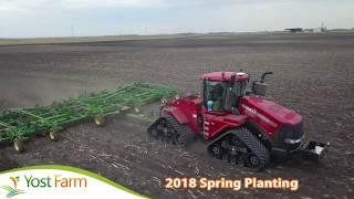 Yost Farm Spring Planting 2018