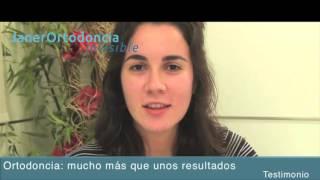 Ortodoncia exitosa: objetivos cumplidos y gran experiencia humana