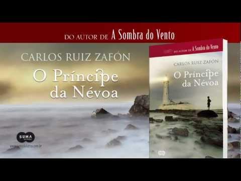 Booktrailer O príncipe da névoa - Zafón