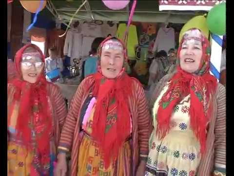 VI Межрегиональный фестиваль-конкурс марийского народного танца «Серебряная веревочка» - «Ший кандыра» 2019 (Калтасинское телевидение)