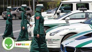 10 Siêu Xe Tuyệt Nhất Được Trang Bị Cho Cảnh Sát Dubai