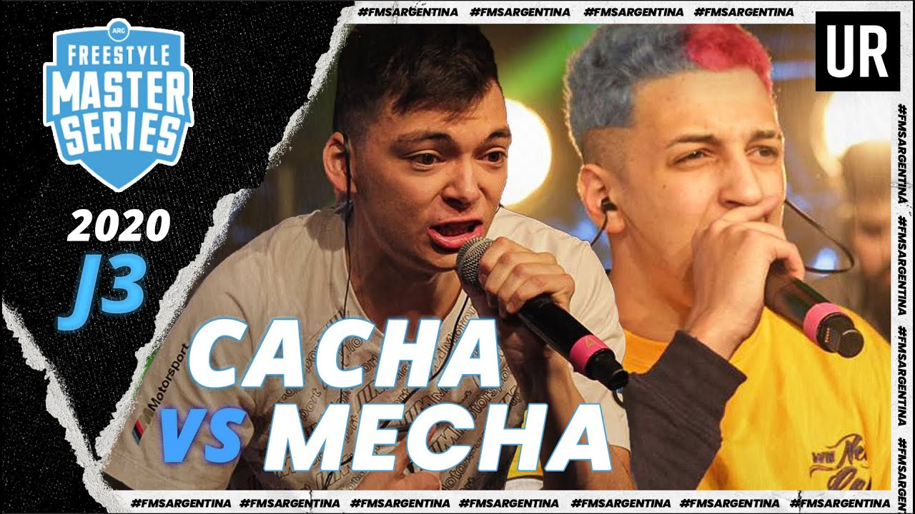 CACHA vs MECHA | FMS Argentina 2020 | Jornada 3 | Urban Roosters (anailisi Flow City)