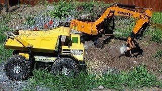 RC ADVENTURES - Earth Digger 4200XL Excavator