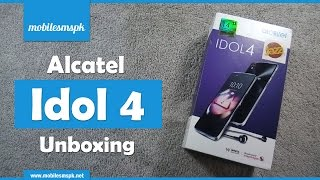 Alcatel Idol 4 Unboxing