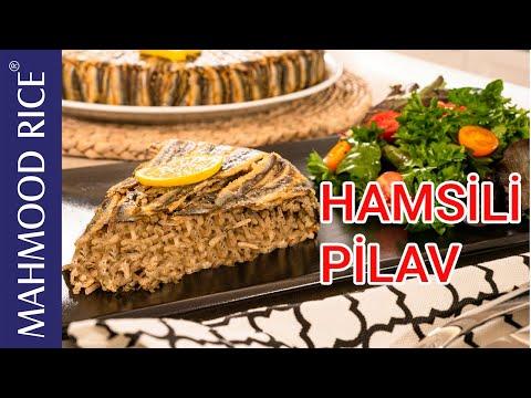 Hamsili Pilav