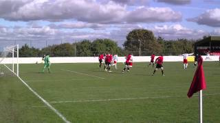 preview picture of video 'Buckley Town FC 2 - 2 Rhyl FC - 25/09/10 - 2'