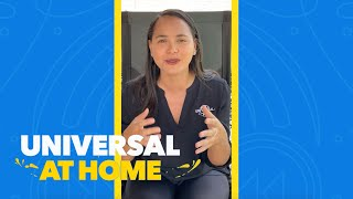 Universal at Home Chat with Frances Franceschi