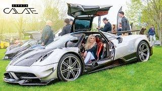 Das krasseste Autotreffen der Welt? | Apollo IE, Pagani, Bugatti, Koenigsegg | Cars & Coffee Brescia
