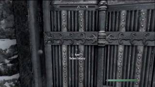 Skyrim - Get Back into the Thalmor Embassy (Fast)