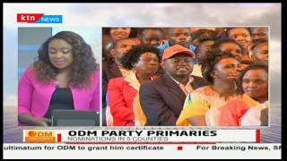 Find out what Governor Sospeter Ojaamong' did during the Busia ODM party primaries