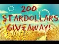 Win 200 Stardollars! Giveaway Summer 2015