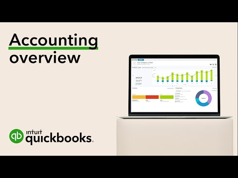 Overview of accounting & bookkeeping basics in QuickBooks Online ...