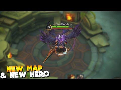 NEW HERO Argus Gameplay! Skills Review & Thoughts Mobile Legends Update Build
