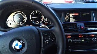 BMW X3 F25 ДООСНАЩЕНИЕ !