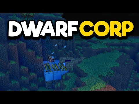 Dwarfcorp Gameplay Impressions #4 - Creating Crafts / Making Money!